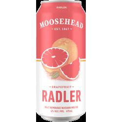 Moosehead Grapefruit Radler