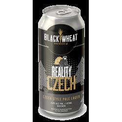 Black Wheat Brewing Reality...