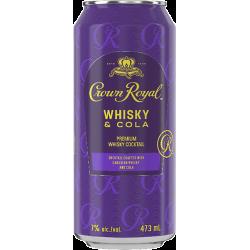 Crown Royal Whisky & Cola...