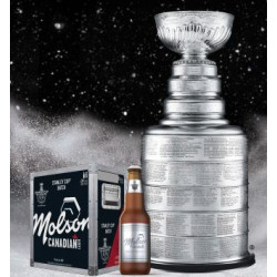 Molson Canadian Stanley Cup...