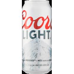 Coors Light - 473ml