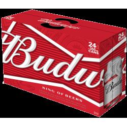 Budweiser - 24 Cans