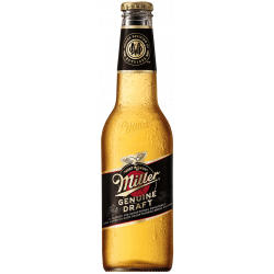 Miller Genuine Draft - 355ml
