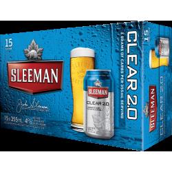 Sleeman Clear Lager