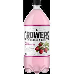 Growers Raspberry Cider
