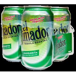 el Jimador Margarita - 4 Cans