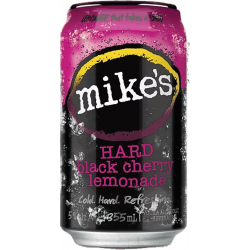 Mike's Hard Black Cherry...