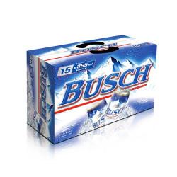 Busch Lager - 15 Cans