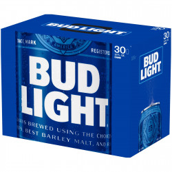 Bud Light - 30 Cans