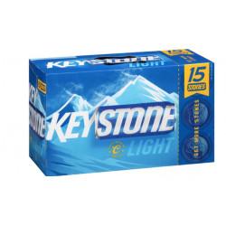 Keystone Light - 15 Cans