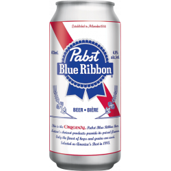 Pabst Blue Ribbon - 8 Cans