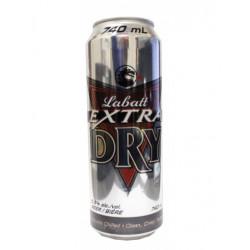 Labatt Extra Dry - 740ml
